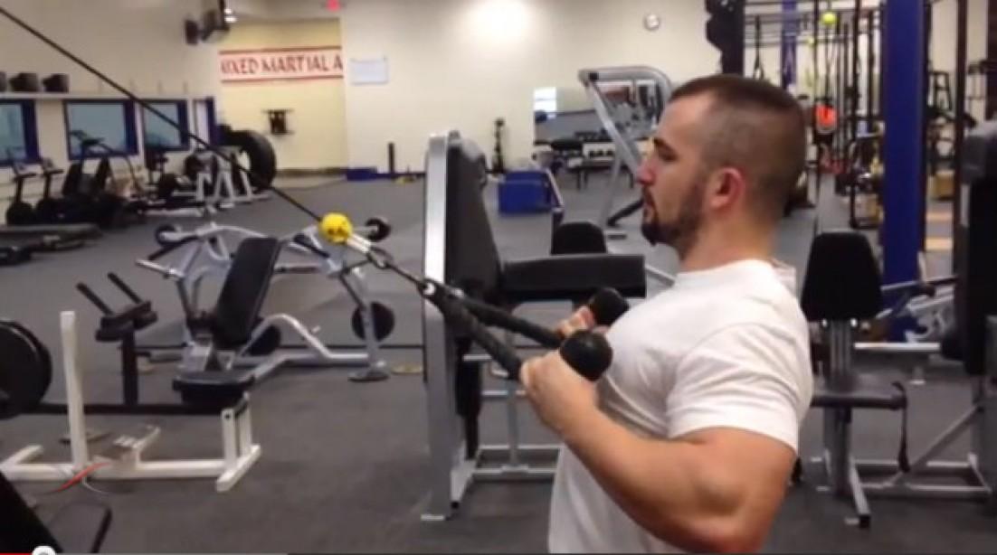 Favorite Back Strengthening Exercise