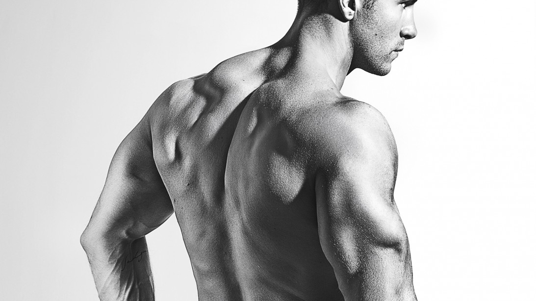 Muscle detailing: The ultimate workout for a chiseled, v-tapered back