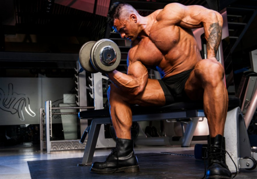 Bad-Ass Workout of the Week: Classic 3-Day Split