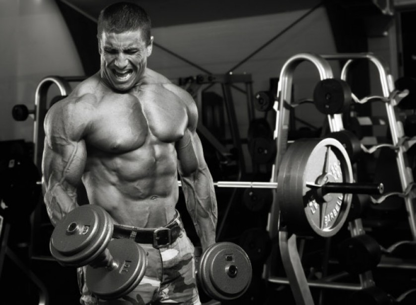 Bad-Ass Workout of the Week: German Volume Training