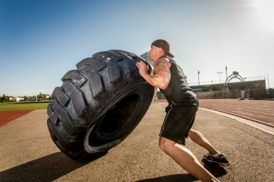 Bad-Ass Workout of the Week: Survival of the Strongest