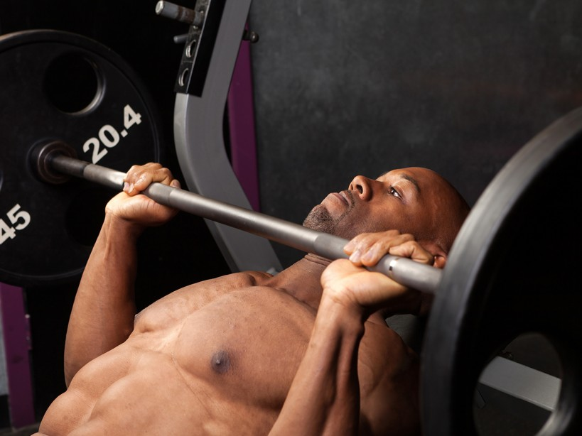 The Bench Press Workout Routine To Build All Around Strength