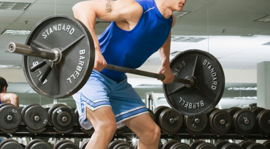 Back Attack: The Barbell Row