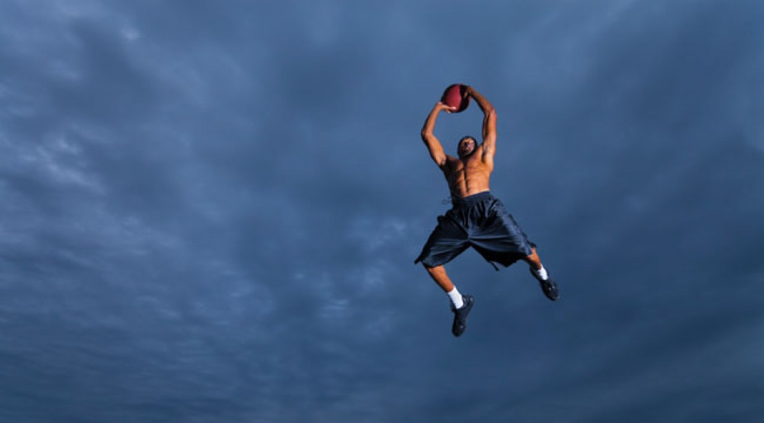 basketball vertical jump