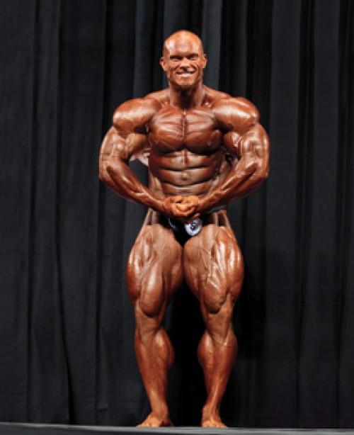 Athlete Profile: Big Ben Pakulski