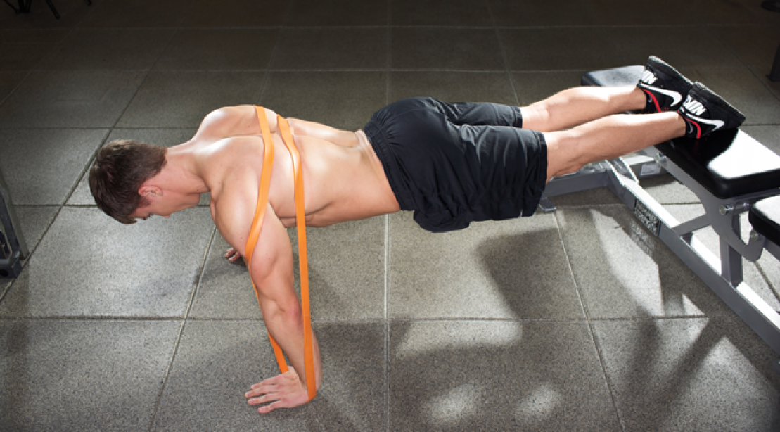 Push Up Your Bench Press