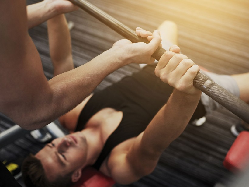 The 3-day workout program for training partners