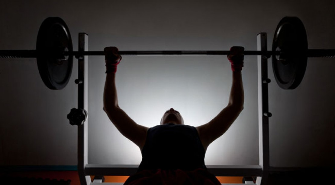 How Arm Position Affects Your Bench Press