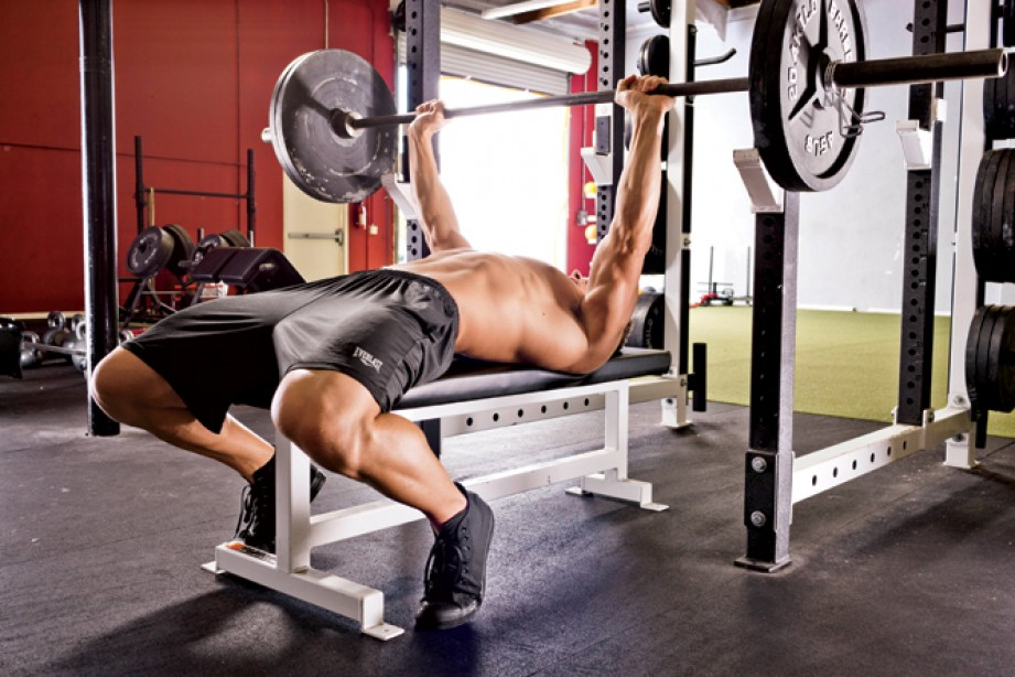 Stronger in 60 Seconds: Bench Press Boost