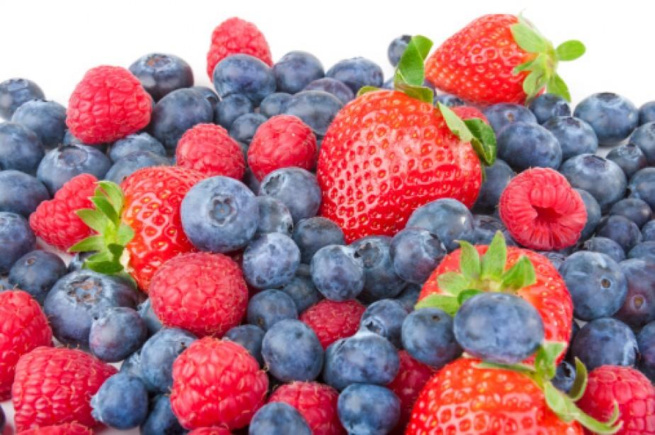 Fruits and Vegetables Prime for Summer