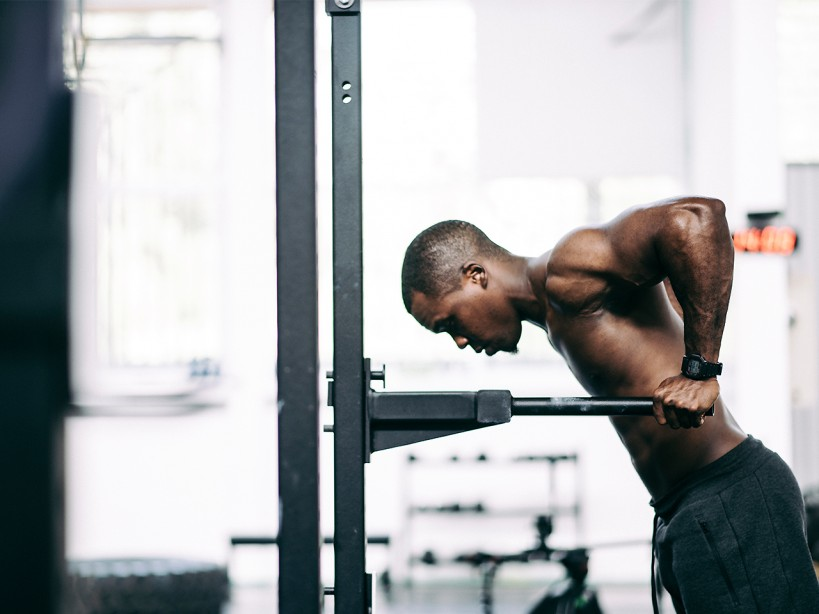 The Best 45-Minute Chest Workout