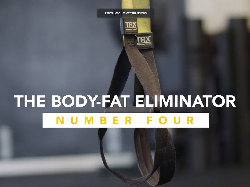 The Body-Fat Eliminator Workout #4: The High-Energy Circuit To Shed Weight