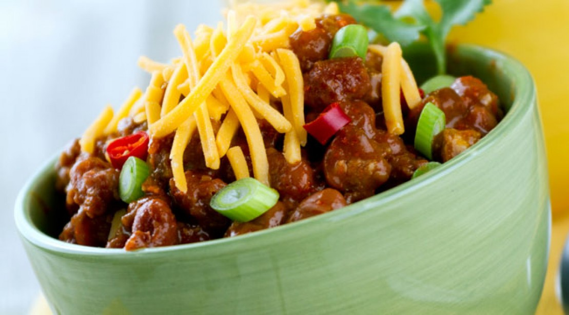 Bodybuilding recipes - Turkey Chili