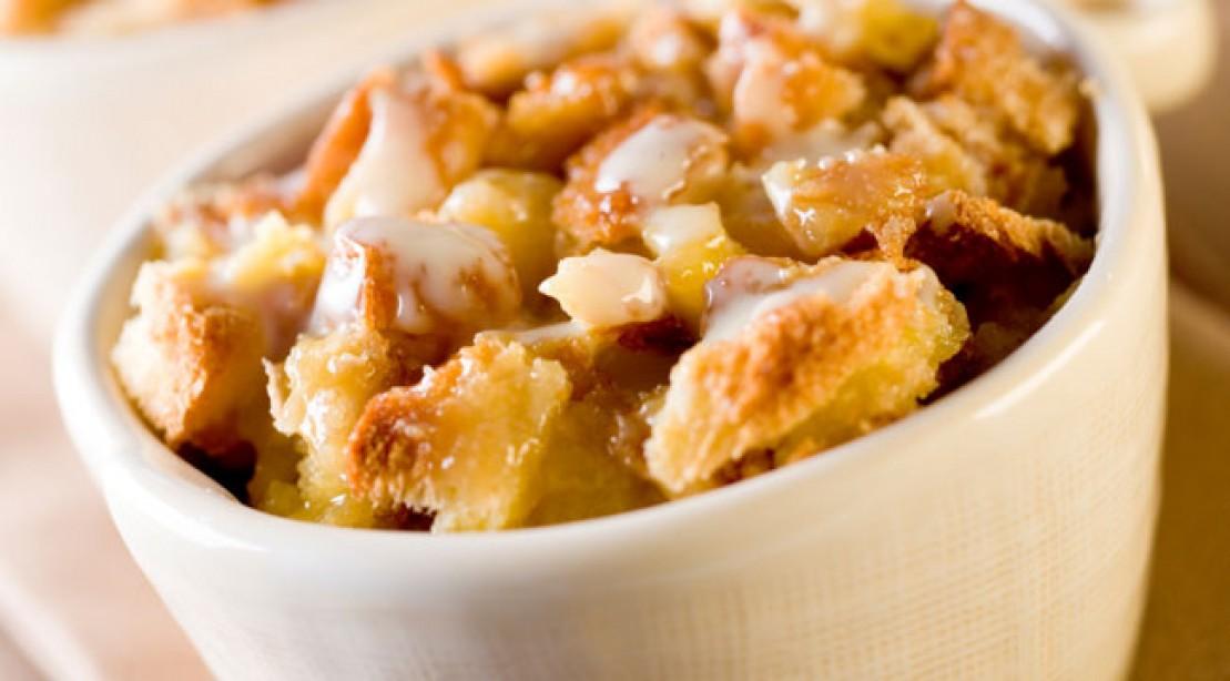 Healthy Bread Pudding Recipe