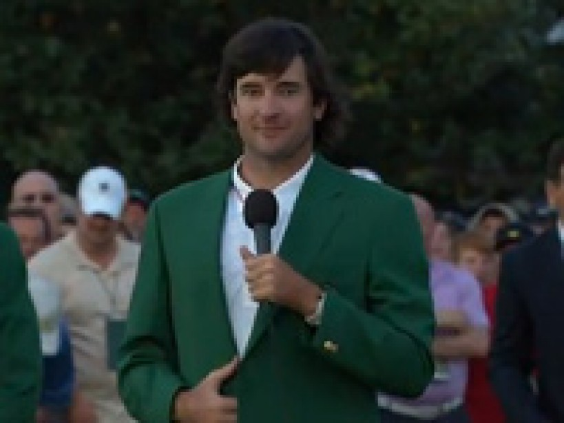 The Many Talents of US Masters Champion Bubba Watson