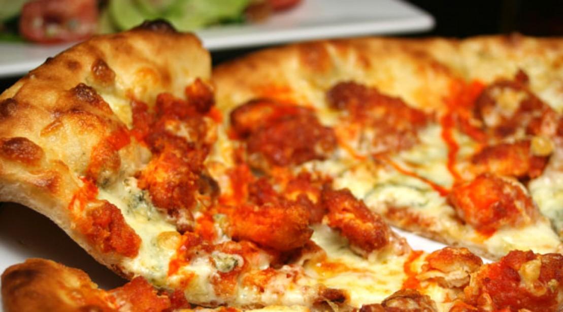 15-Minute Buff Pizza