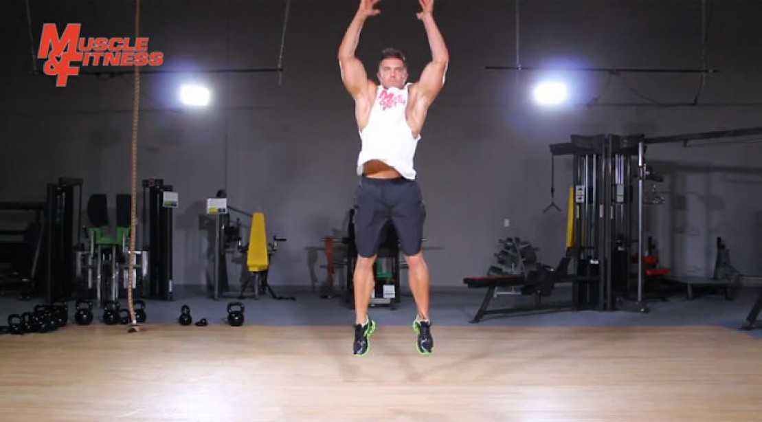 The Burpee Workout