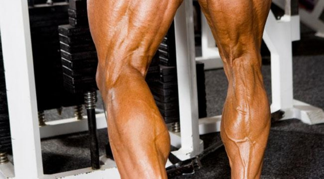 The 21-Day Calf Challenge
