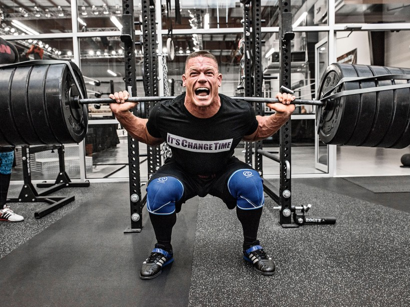 John Cena's 6-week workout program to build more size and ...