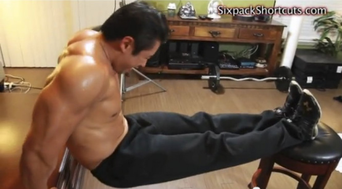 Home Bicep and Triceps Workout