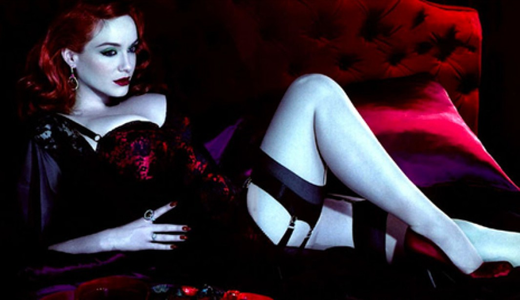 20 Hottest Photos of Christina Hendricks