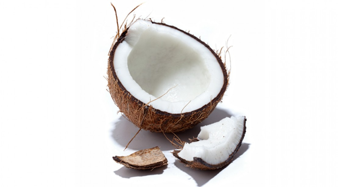 Coconut: The Potassium Powerhouse