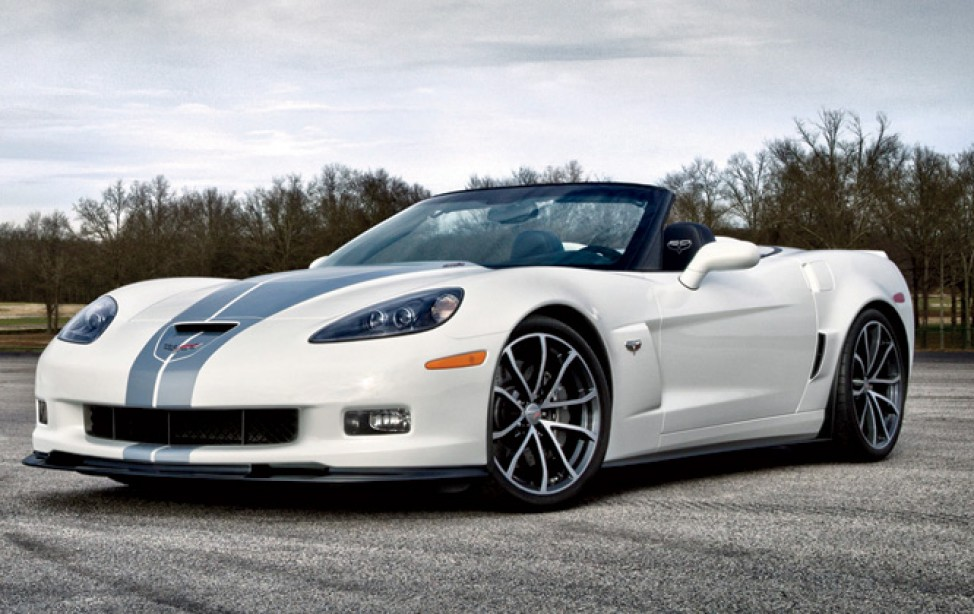 Auto Review: The Corvette 427 Convertible