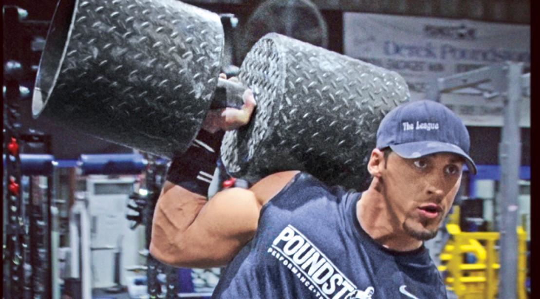 Cory Lagasse: Strong & Shredded