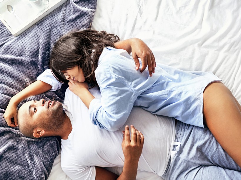 Your Girlfriend Says She's Forgiven You for Cheating on Her. Do You Believe Her?
