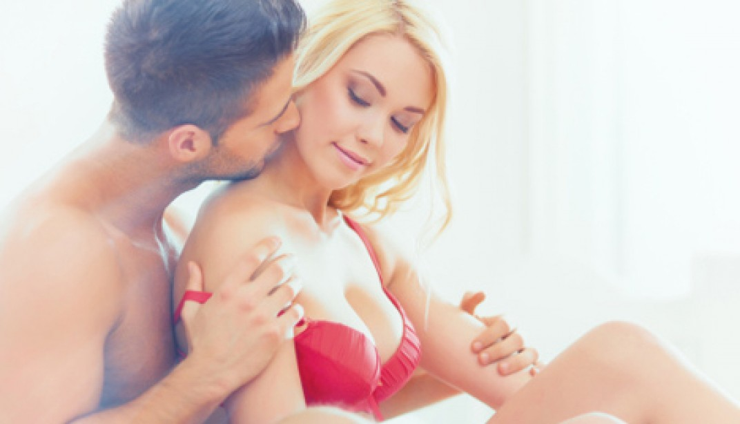 ways to get a woman in the mood