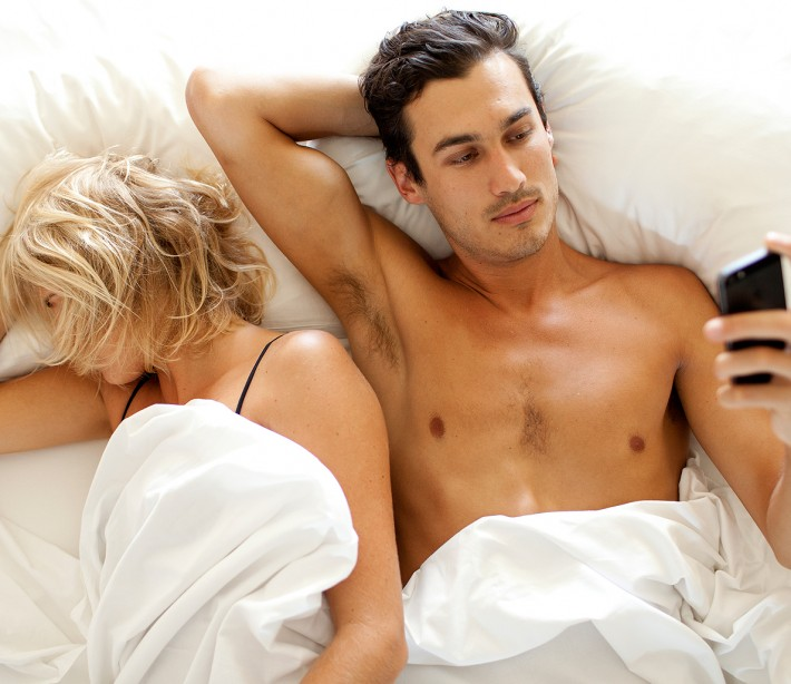Millennials Have Less Sex Than Previous Generations Because They're too Busy Playing On Their Phones and Eating