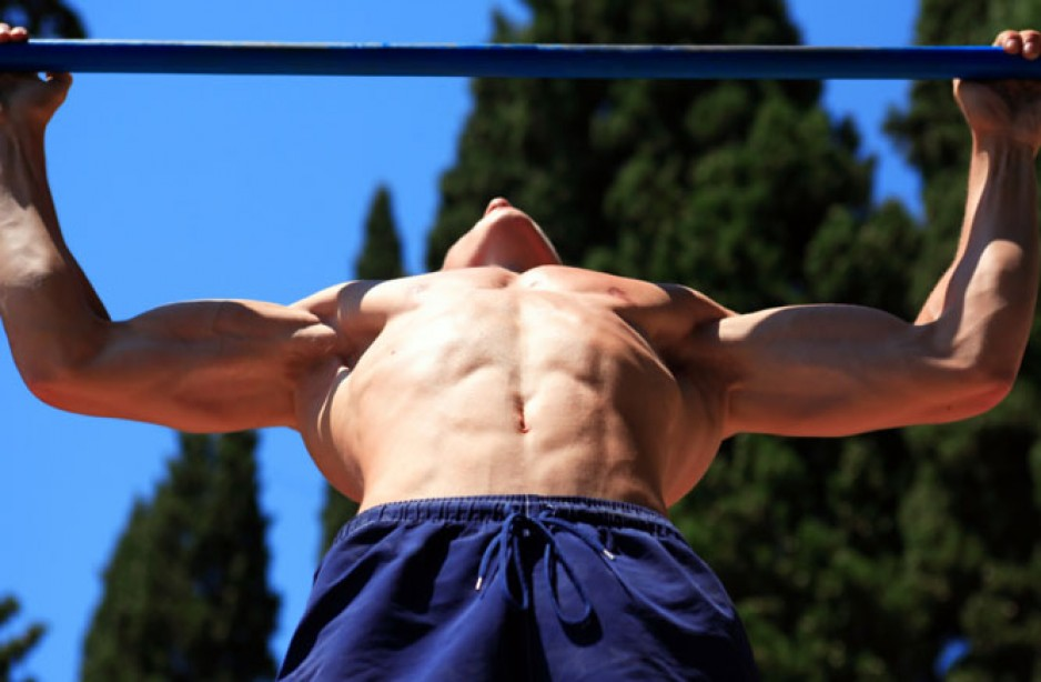 CrossFit WOD: Body Fat Annihilator