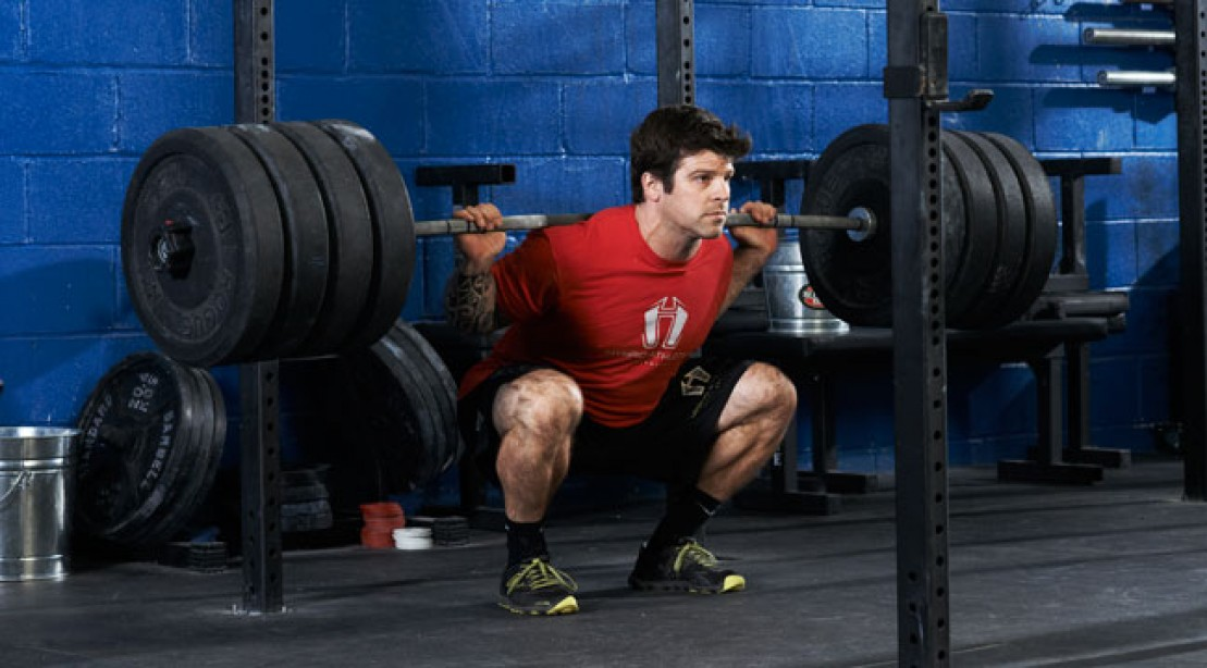 Destroy Your Legs With This CrossFit Couplet