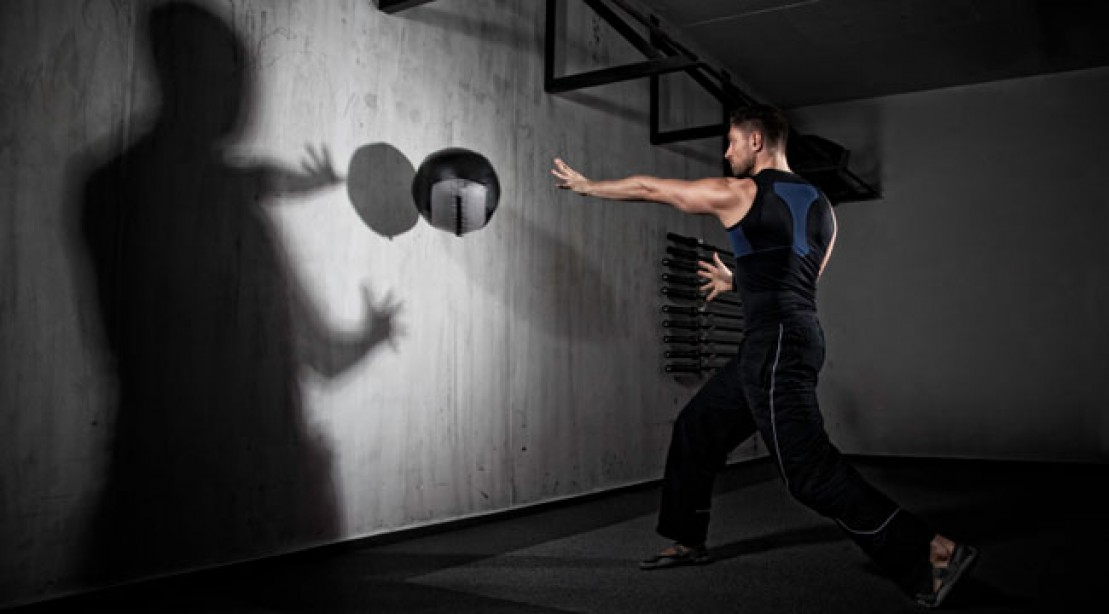 Total Body Conditioning with CrossFit Wall Balls