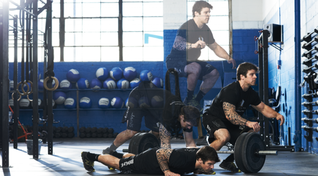 Survival of the Fittest: Strength, Conditioning & Explosiveness