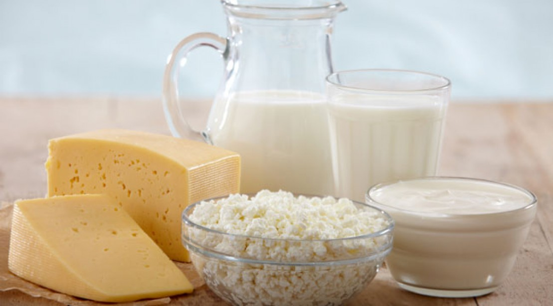 organic dairy products