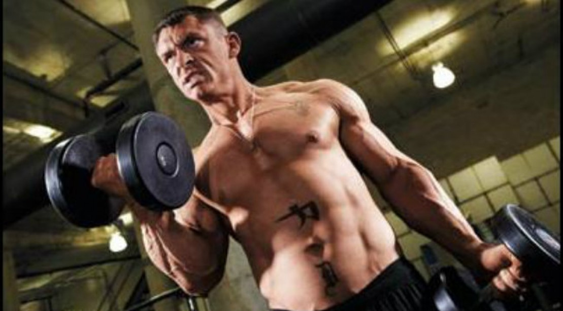 G.I. Tough - Arm Routine for Bigger, Stronger Guns