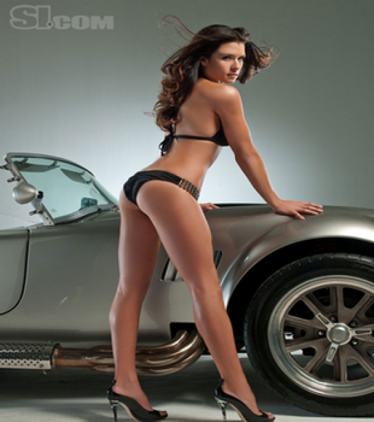 The Best Muscle Car >> 20 Hottest Photos of Danica Patrick | Muscle & Fitness