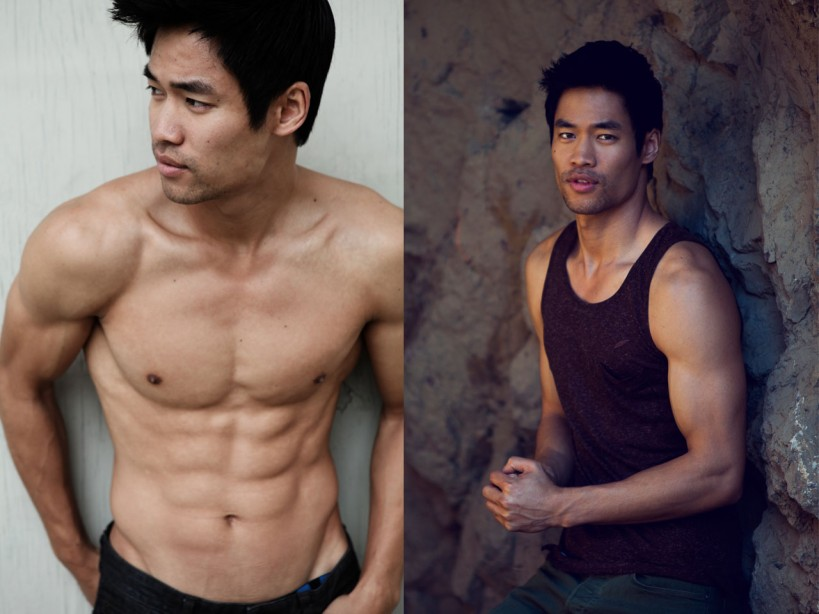 S.W.A.T. actor David Lim