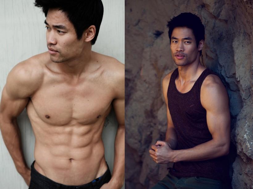 S.W.A.T. actor David Lim