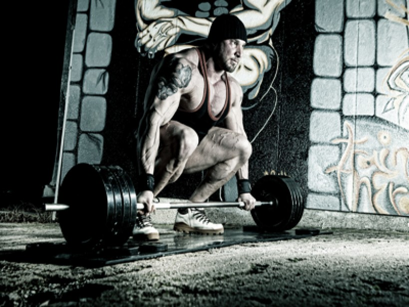Deadlift For A Bigger, Stronger, More Powerful Physique