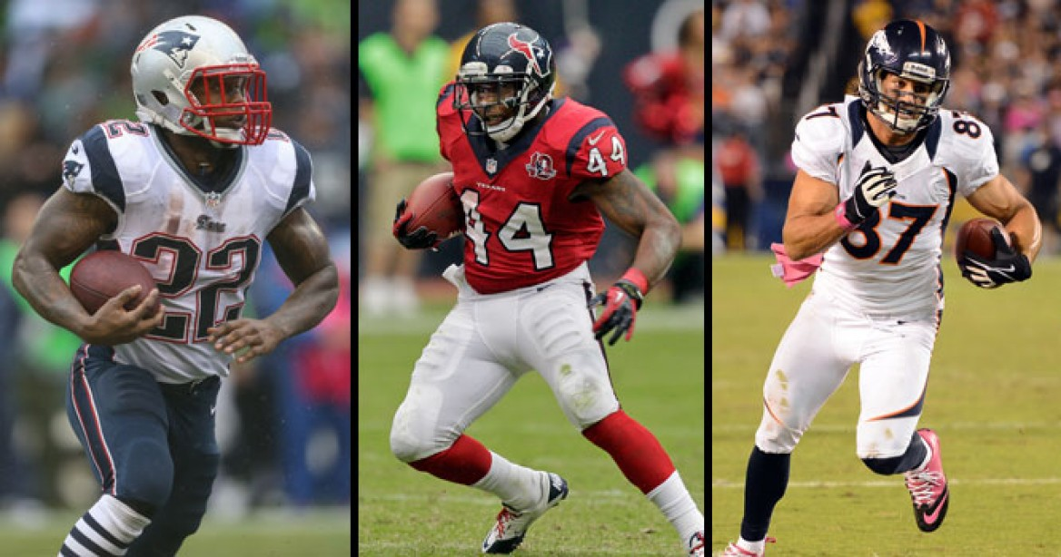 Detour Brings 3 Talented NFL Players to Their Team