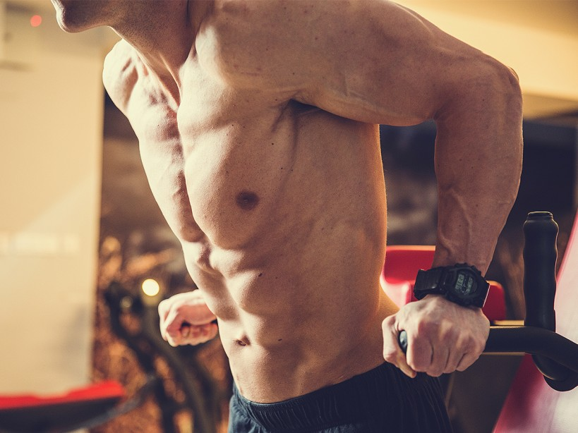 The Workout Plan to Get a Six-Pack Without Doing a Single Crunch