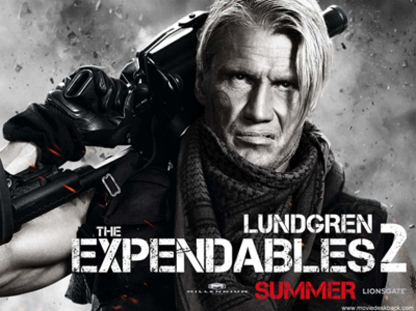"""Expendables 2"" Star Dolph Lundgren Kicks Ass and Stays Humble"