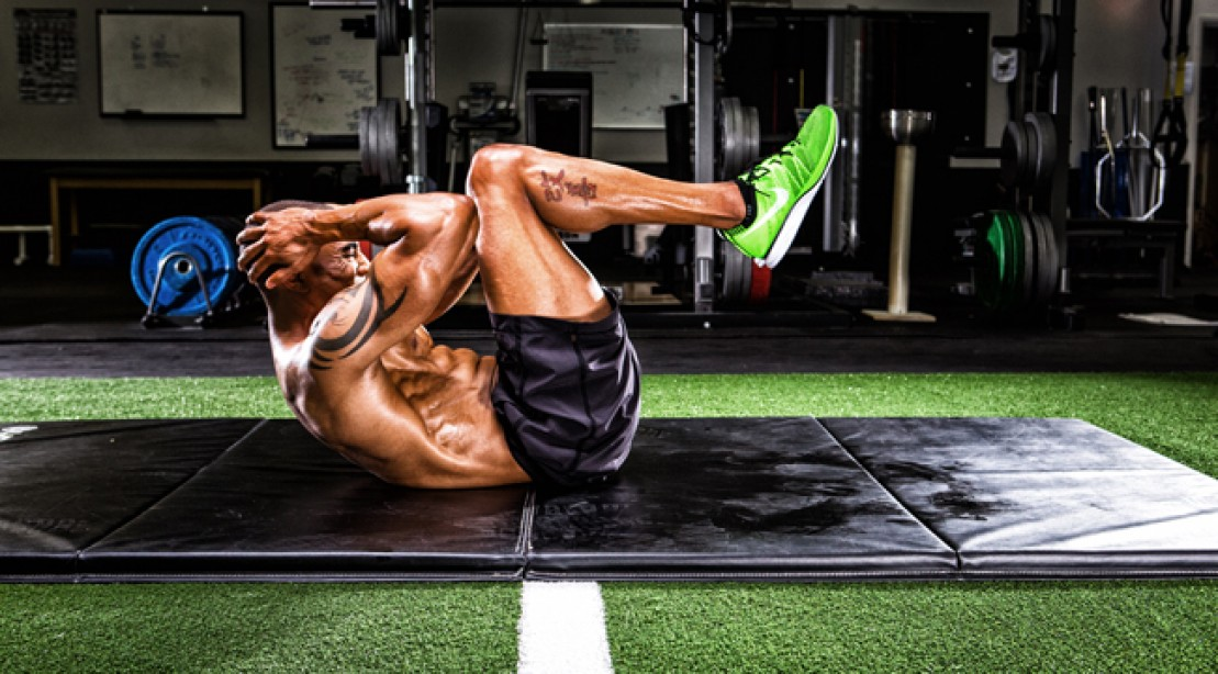 The 10-Minute Halftime Workout