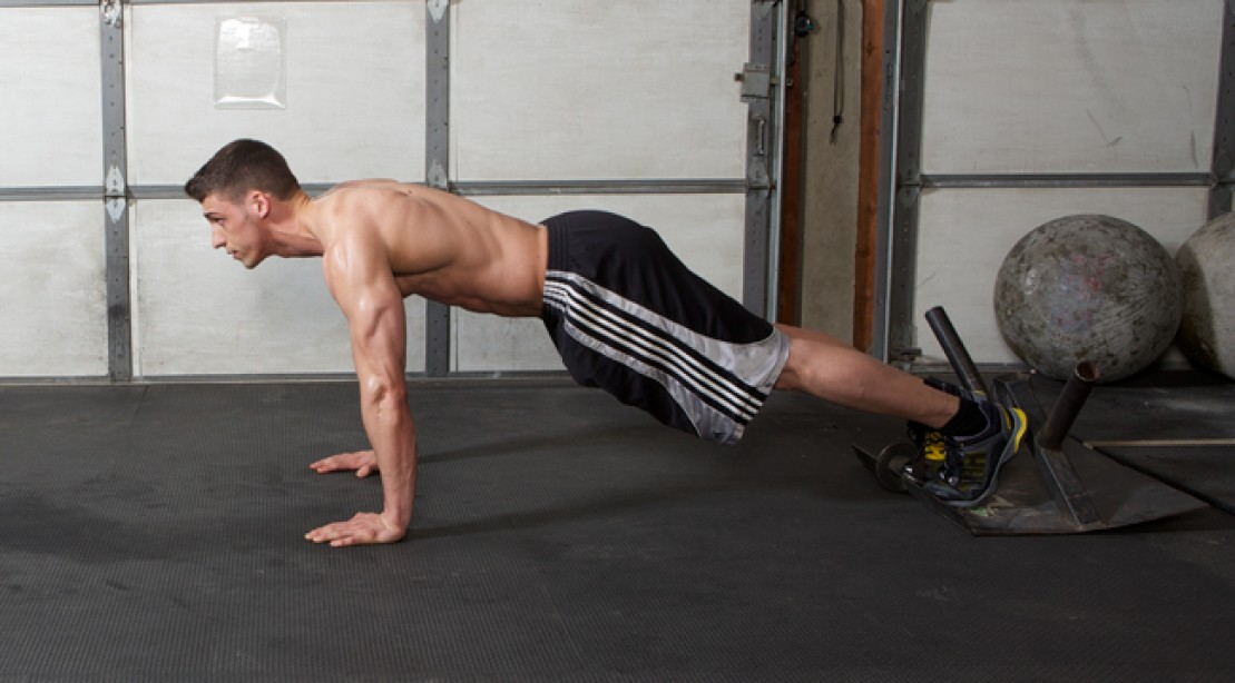 Drag Out Your Abs for a Stronger Core