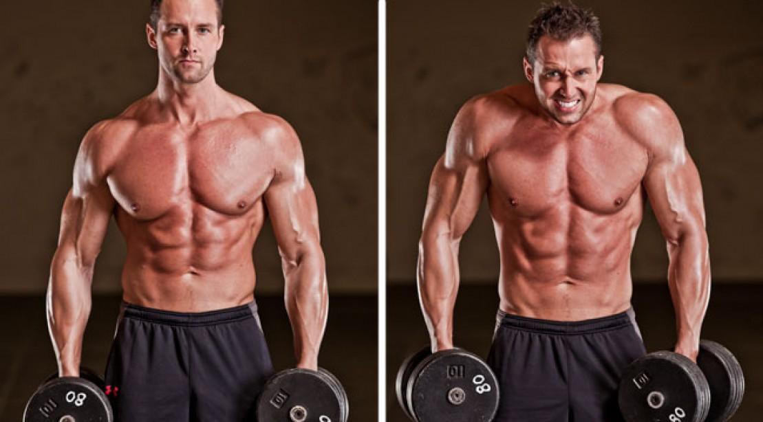 Shrugging and Shoulders Rotation