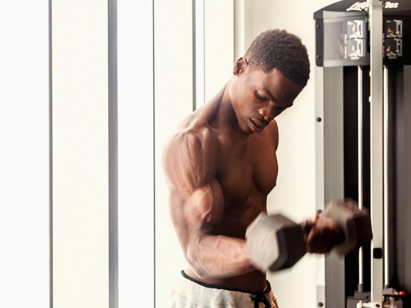 Ultimate Arms: How To Build Sleeve-Splitting Biceps And Triceps
