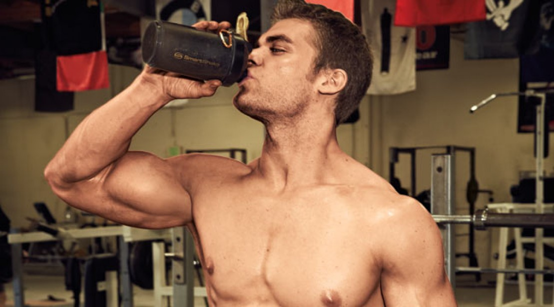Natural Protein Muscle Fuel