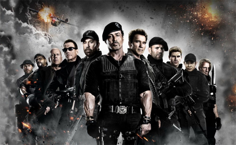 The Best of 'The Expendables 2' Cast Press Junket